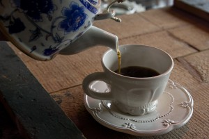 koffie+inschenken