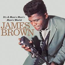James Brown LP Cover